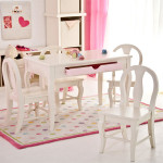 Plum Garden Kids Play Table And Chair Set Enhance The Decor Of Any Nursery