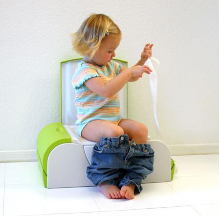 Boon Potty Bench : A Modern Training Toilet