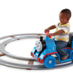 Power Wheels Thomas the Train Thomas with Track for Your Little Train Machinist