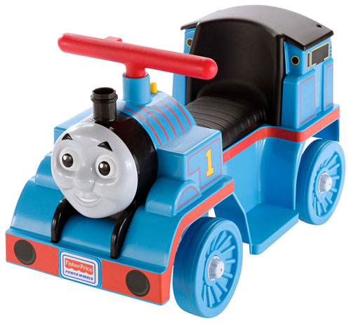 Power Wheels Thomas the Train Thomas with Track
