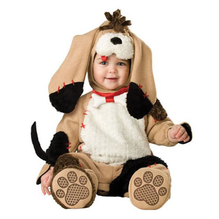 Precious Puppy Infant Costume