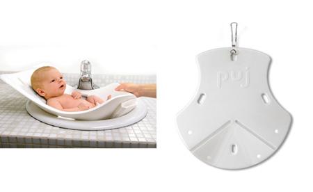 Puj Tub The Soft and Foldable Baby Bath Tub