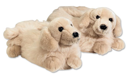 Animal Slippers - Puppy Slippers