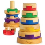 Puzzle Stacker - A Useful Toy for Your Kid's Skill Development
