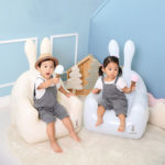 Cute Rabito Inflatable Chair for Kids