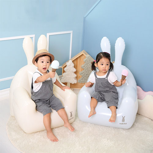 Rabito Inflatable Chair for Kids