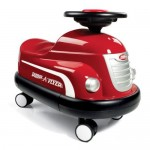 Radio Flyer Classic Bumper Car Reminds You of The Good Ol' Days In The Amusement Park