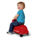 Twirl and Spin With Radio Flyer Scoot 'N Zoom