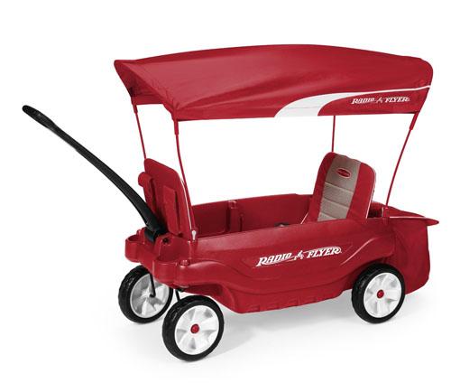Radio Flyer The Ultimate Comfort Wagon