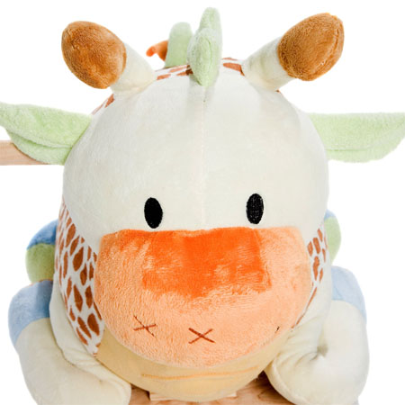 raffi giraffe rocking animal