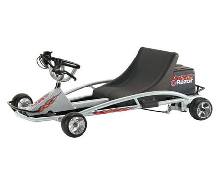 razor ground force racing car