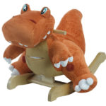 Rexx T-Rex Cute Dinosaur Rocker That Sings