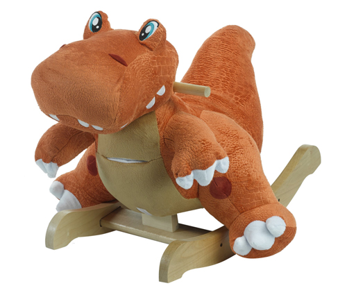 Rexx Cute T-Rex Dinosaur Rocker