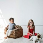 Rip + Tatter Cardboard Chair for Kids Is 100% Recyclable