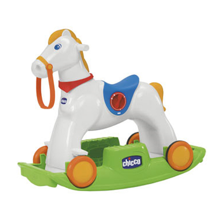Rodeo Rocking Horse-A Great Ride for Your Kid
