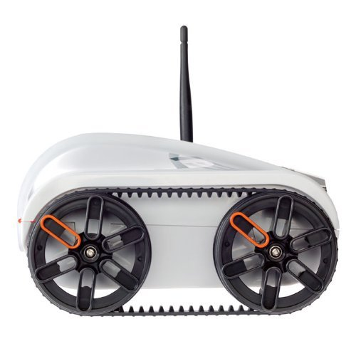 Rover App-Controlled Spy Tank
