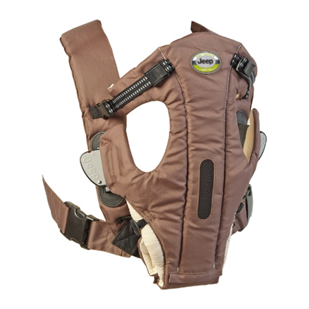 safe and functional 2 in 1baby carrier