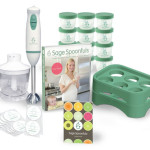 Sage Spoonfuls Baby Food Maker Helps You to Start Your Journey with Homemade Baby Food