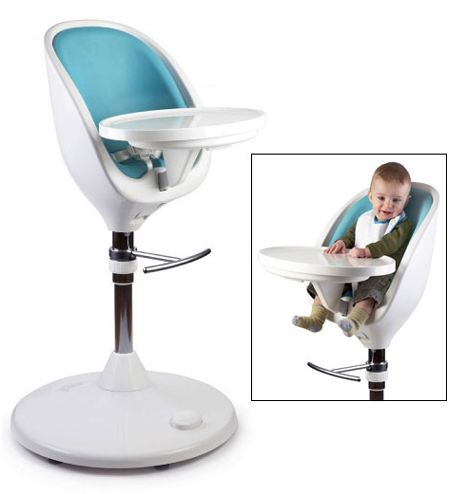 Convenient and Easy to Use Scoop High Chair for Your Toddler