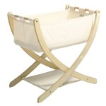Australian-Made Baby Bassinet : Modern Seed Organic Baby Cradle