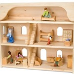 Seri's Dollhouse Is Made in USA with Heirloom Quality