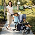 Sit N Stand Single Stroller Granite Is A Stroller For Your Baby And Your Elder Kid Too