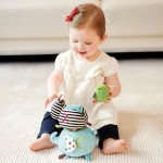 Skip Hop ABC Stack and Stick Animals : Soft and Gentle Stacked Toys for Your Children