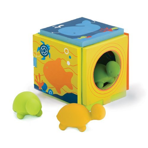 Skip Hop Turtle Island Playset Bath Toy