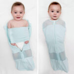 Sleepea 5-Second Baby Swaddle Improves Baby's Quality of Sleep and Keeps Parents' Sanity
