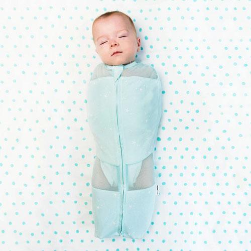 Sleepea 5-Second Baby Swaddle