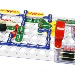 Snap Circuits SC-300 Teaches Children About Electronic Circuits and Devices