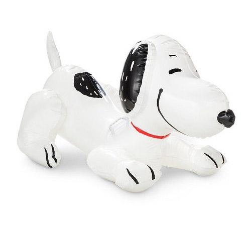 Cute Snoopy Ride on Float