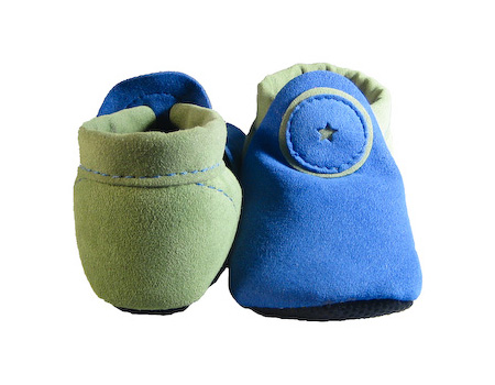 Momo Baby Soft Sole Star Baby Shoes