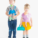 Solly Dolly Wrap Offers A Nice Dolly Wearing Time for Your Children