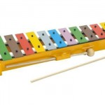 Sonor Children's Glockenspiel Soprano Chromatic : Colorful and Well Tuned!