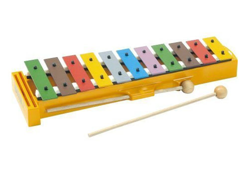 Sonor Children's Glockenspiel Soprano Chromatic