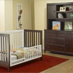 Sorelle Baby Furniture : Sorelle City Lights Convertible Two Tone Crib