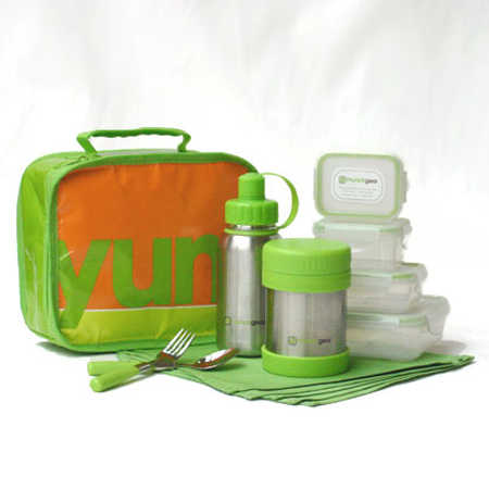 Soup to Nuts Kit - An Ultimate Lunch Pack for Your Kids