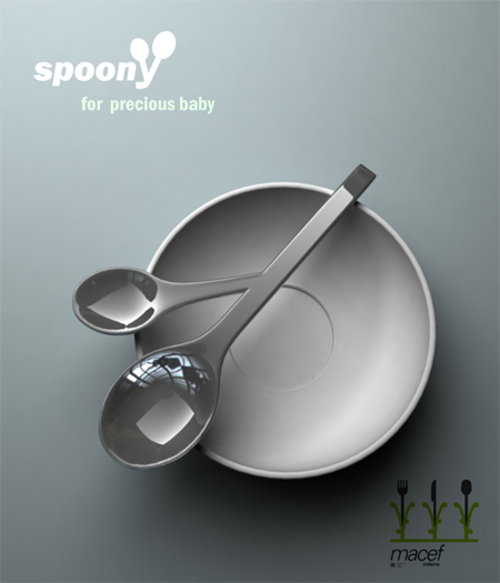 Spoony Utensils - Perfect for Both Moms and Children