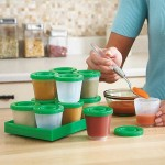 Stay Fresh Baby Food Container Ensures Baby Safe Food Inside