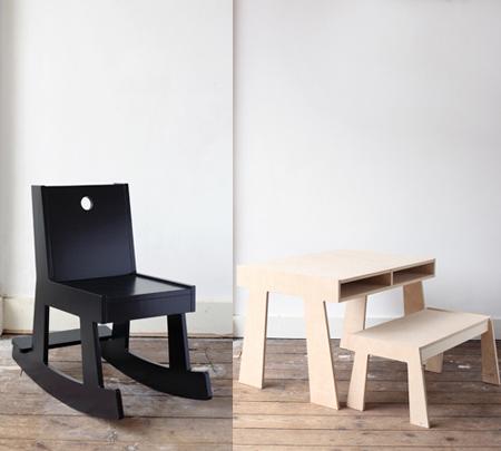 Stek Modern Children Furnitures