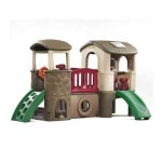 Step2 Naturally Playful Clubhouse Climber Offers Hours of Fun