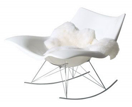 Stingray Rocker Will Provide a Happy Time to Your Baby