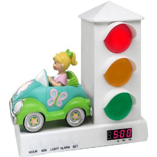 Stoplight Sleep Enhancing Clock