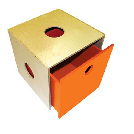 storage kube drawers