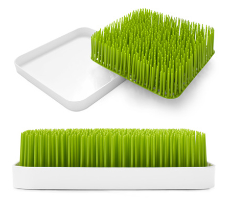 stylish baby accessories boon drying rack grass