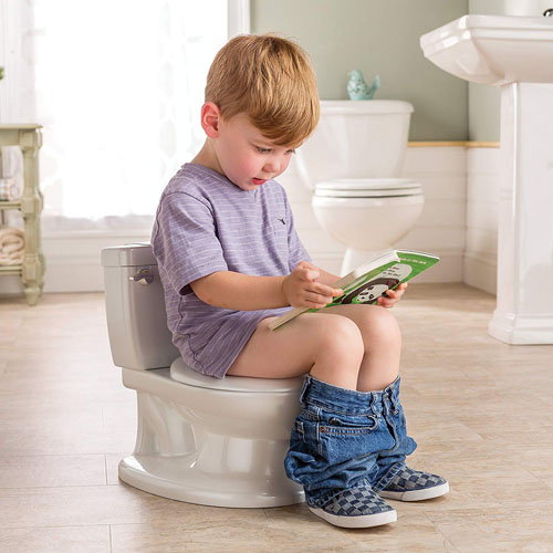 Summer Infant My Size Potty - Specially Designed Mini Toilet for Easy Potty Training