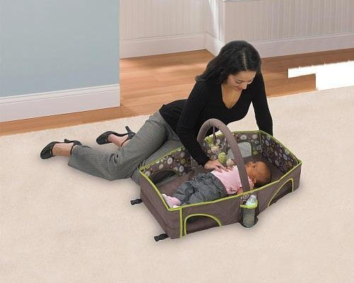 Summer Infant Deluxe Travel Bed