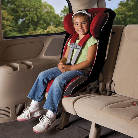 Sunshine Kids Car Seat Nitro Offers Maximum Safety And