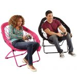 Blu Dot Super-Bungee Pear Shape Chair for Gaming and Relax